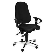 Bürostuhl Schreibtischstuhl Drehstuhl Topstar Trend SY blau dunkelblau B-Ware