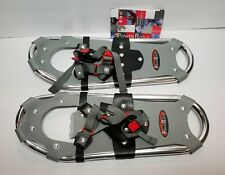 POWERRIDGE SNOW SHOES NEW WITH TAGS  TAPERED ALUMINUM KIDS UP TO 80 POUNDS