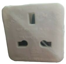 ShaniTech Pack of 4 UK to US Travel Adaptor USA Australia Canada Mexico Adapter