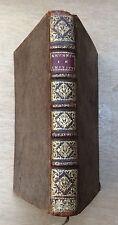 1678 JOHANN BRUNNEMANN (juriste allemand) bel ouvrage relié RARE!