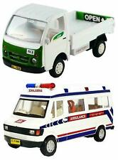 Indian 2 Combo Pull Back Ace & TMP Ambulance Child Game Gift Toys Home Decor Toy