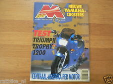 MO9401-TRIUMPH TROPHY 1200,WK ENDURANCE 1993,YAMAHA YZ125,YZ250,MOC BENNELLI SIX