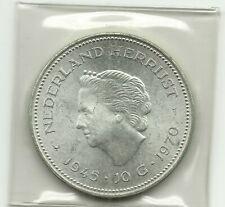 10  Gulden  munt Beatrix 1970 , zilver / in hoesje  / ZIE SCANS VOOR KWALITEIT!