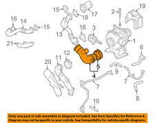 GM OEM Turbocharger-Air Inlet 98011738