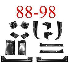 88 98 14Pc Regular Cab Kit, X-Rockers, Cab Corners, Floors, Chevy Silverado, GMC