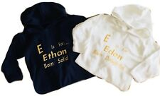 Personalised Name Baby,Kids Embroidered Jumper,Top,Hoodie, Birthday Outfit Gift