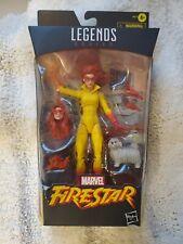 Hasbro Marvel Legends Series Firestar 2021 6 inch Action Figure - 03261
