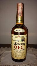 Canadian Whisky SCHENLEY O.F.C. 8 Years Old - 75cl