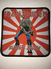 Iron Maiden Japan 1 patch
