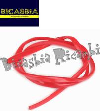 8634 - PROFILO GOMMA BAULETTO ROSSO VESPA 150 VBA1T VBA2T VBB1T VBB2T