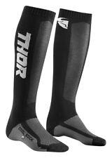 Thor MX Motocross Youth MX Cool Socks (Black/Charcoal) 1-6