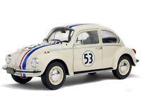 Solido 1:18 1973 Volkswagen Beetle 1303 Herbie 'Racer 53' - S1800505