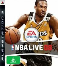 NBA Live 08 PS3 Game USED
