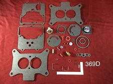 FORD AUTOLITE / MOTORCRAFT 2100 2 BARREL 2BBL CARBURETOR REBUILD KIT MADE IN USA