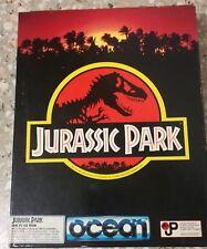 Jurassic park OCEAN video games x pc,condizioni pari al nuovo,box perfetto,
