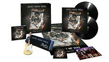Axel Rudi Pell Game of Sins fanbox box set mini guitar poster vinyl cd In stock!