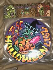 Discraft Disc Or Die Halloween 2017 Supercolor Buzzz 178g #18/50 New