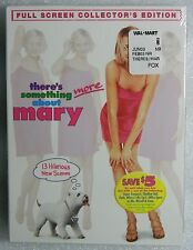 New GIFT Ready Theres Something About Mary 1998  FF 2-DVD Collectors Ed There's