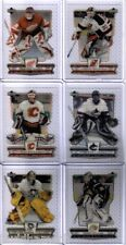 2007/08 McDONALDS IN THE CREASE INSERT SET OF 6 CARDS