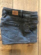 Girl's O'Neill Jean Shorts Size 10 Dark Gray