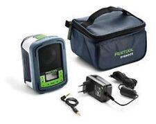 Festool Baustellenradio BR 10 200183 SYSROCK Radio Li-Ion Bluetooth 18V AUX-In
