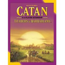 Catan Traders and Barbarians 5-6 Player Extension 5th Edition