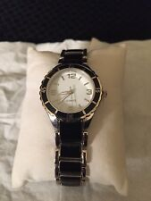 Silver Tone and Tile Bracelet Ladies Watch - NEW