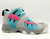 Reebok Rail M40338 San Antonio Spurs Multi-Color High Top Sneakers Men's 11