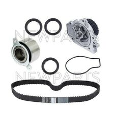Fits Honda Civic Si 99-00 1.6L B16A2 Timing Belt Tensioner Water Pump Seals Kit