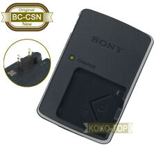 Original Sony BC-CSN Charger for DSC-TX5 TX7 TX9 T99 W310 W320 W350 W380 NP-BN1