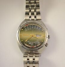 VINTAGE JAPAN MADE ORIENT perpetual calendar  MEN'S AUTOMATIC WATCH