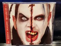 Twiztid - Freek Show CD 1st Press insane clown posse psychopathic records icp