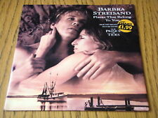"Barbra Streisand-lugares que le pertenecen a usted 7"" Vinilo PS"
