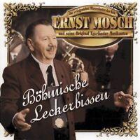 Ernst Mosch Böhmische Leckerbissen (1998) [CD]