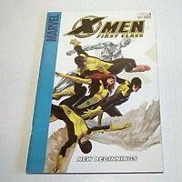 X-Men: First Class - New Beginnings #1 (Marvel) 2007 -- TPB -- UNREAD!! -- NM-