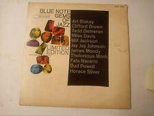 Blue Note Gems Of Jazz-Various Artists Vinyl LP 1967