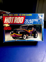 Revell '50 Austin Coupe Gasser HOTROD 1/25#7120 Factory Sealed In'85 Rare Model
