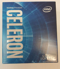 Intel Celeron Dual-Core G3900 2.8GHz Desktop Processor - NEW 6th Generation