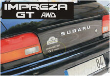Subaru Front Car Styling Bumpers