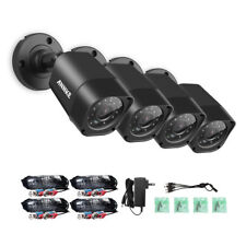 ANNKE 4x 1500TVL HD 720P CCTV Camera IR In/Outdoor Security Surveillance System