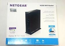 Netgear N300 WNR2000v5 300Mbps 5-Port Wireless WiFi Router