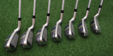 Tour Edge Women Hot Launch 2 Ironwood Hybrid SET 5-SW Graphite Ladies NEW