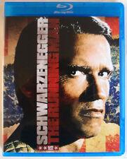 THE RUNNING MAN - 1987- BLU-RAY - REGION A - OLIVE FILMS - ARNOLD SCHWARZENEGGER