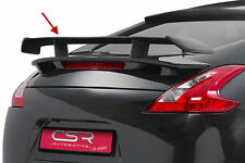 REAR TRUNK SPOILER FOR NISSAN 370Z from 2008 HF498 NEW BODY KIT