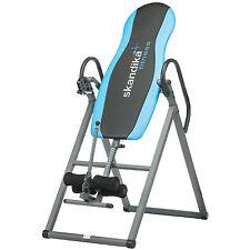 skandika Gravity Coach tabla inversión 4 ángulos ajuste hasta 135 kg nueva
