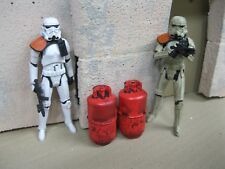 Star Wars Award Winning Custom Cast 2 Fuel Canisters Diorama Parts Free Shipping