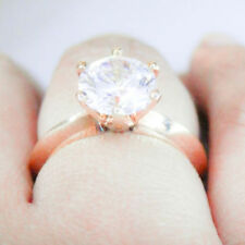 Solitaire Yellow Gold 18k Engagement Rings