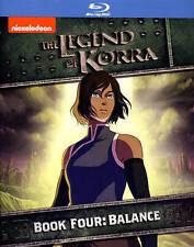 Legend of Korra: Book Four - Balance (Blu-ray Disc, 2015, 2-Disc Set)