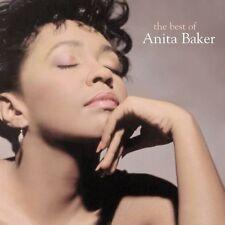 ANITA BAKER - The Best Of - CD New Sealed