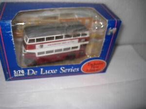 EFE 1:76 LEYLAND PD1 HIGHBRIDGE DOUBLE DECKER BUS CITY OF PORTSMOUTH  #16109DL